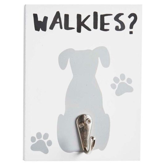 'Walkies' Dog Lead Hook