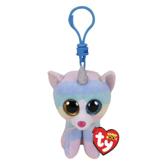 Heather Beanie Boo Key Clip