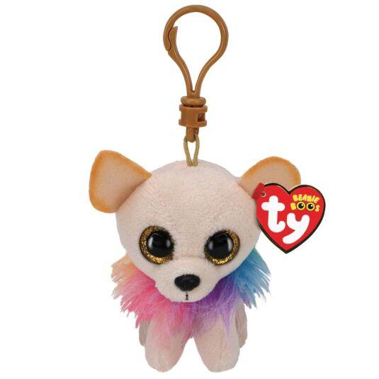 Chewey Beanie Boo Key Clip