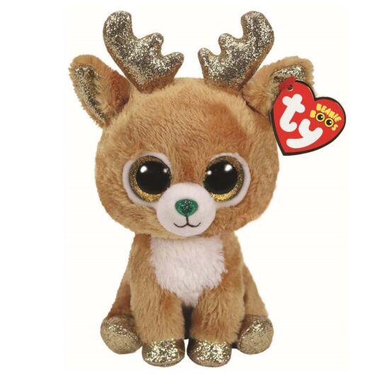 "Glitzy – 6"" Christmas Beanie Boo"