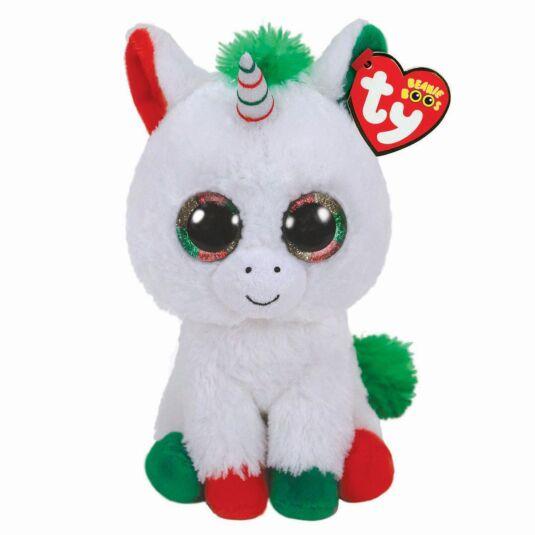 "Candy Cane – 6"" Christmas Beanie Boo"