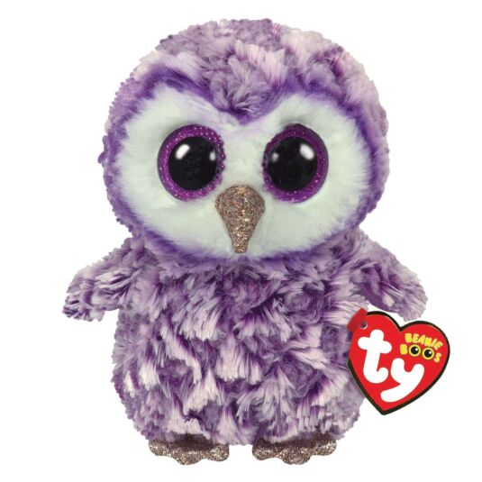 "Moonlight - 6"" Beanie Boo"