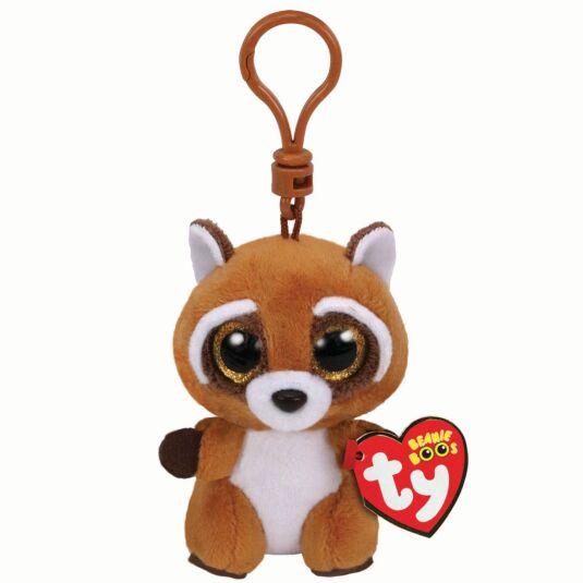 Rusty Beanie Boo Key Clip
