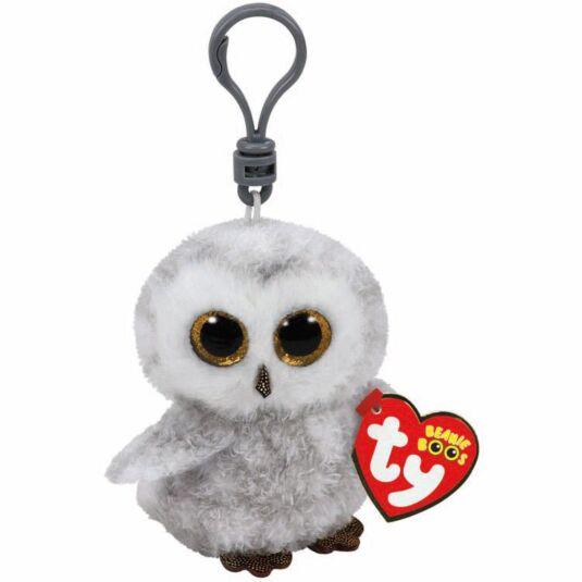 Owlette Beanie Boo Key Clip