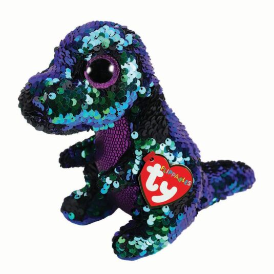 Crunch – Small Sequin Flippable Boo