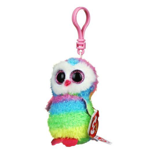 Owen Beanie Boo Key Clip