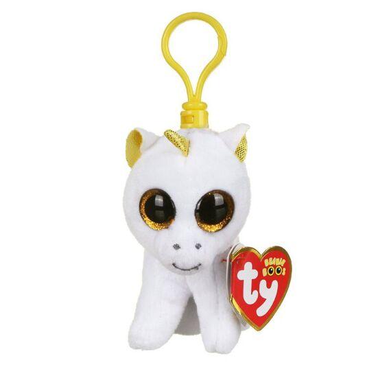 Pegasus Beanie Boo Key Clip