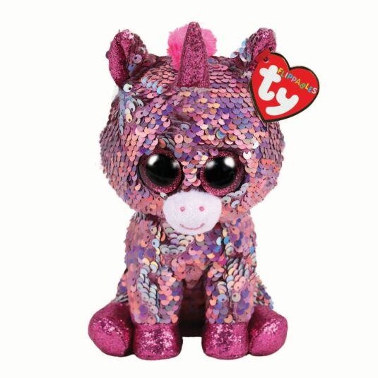 Sparkle –  Small Sequin Flippable Boo