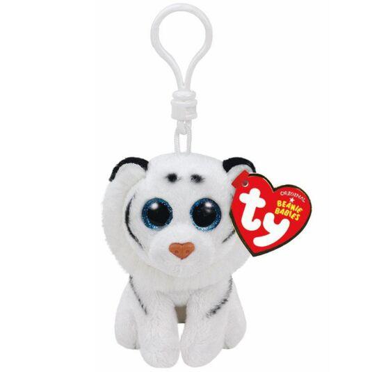 Tundra Beanie Baby Key Clip