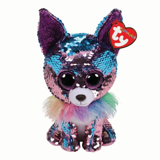 Yappy – Small Sequin Flippable Boo