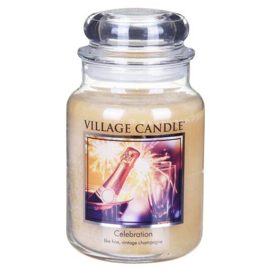 Celebration Large 26oz Jar Candle