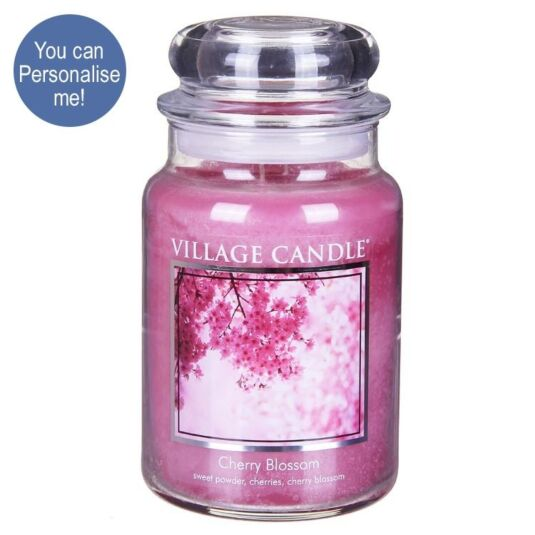 Cherry Blossom Large 26oz Jar Candle