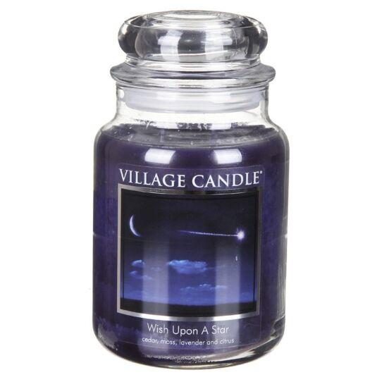 Wish Upon a Star Large 26oz Jar Candle