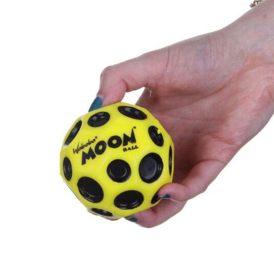 Waboba Bouncing Moon Ball - Yellow