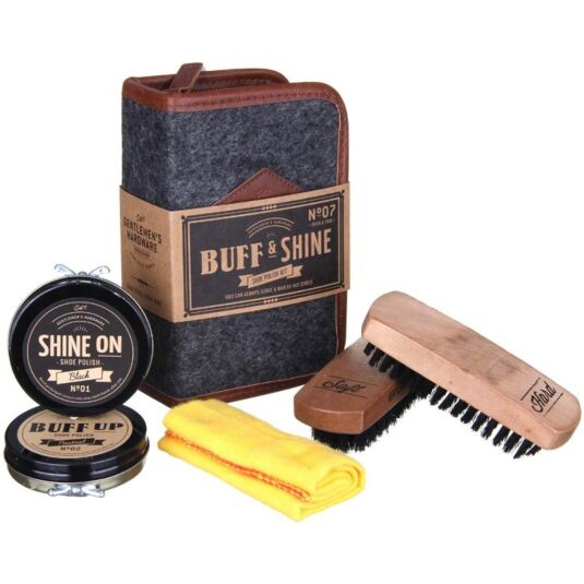 Shoe Care | Shoe Polish, Shoe Trees, Shoe Shine Kits & More