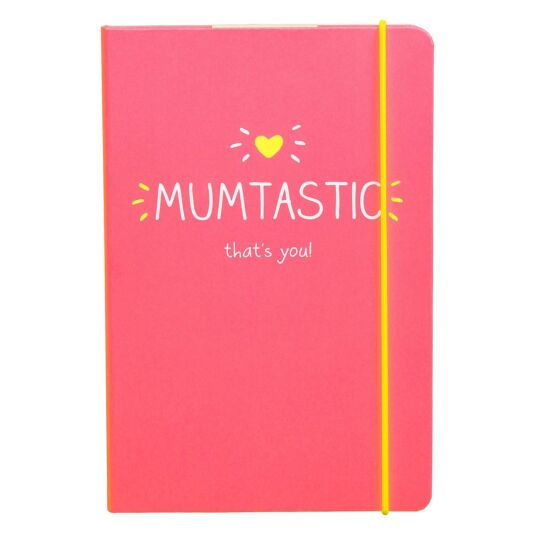 Mumtastic A5 Notebook