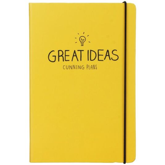 Great Ideas A5 Notebook