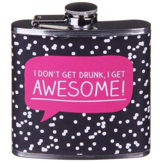 Awesome Hip Flask