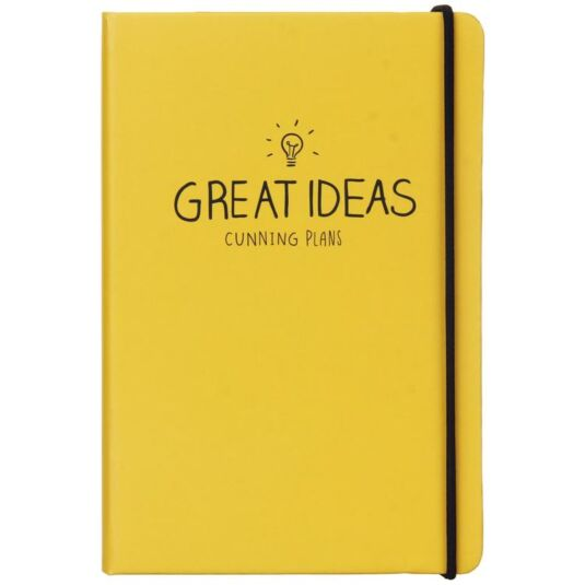 Great Ideas A6 Notebook