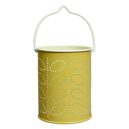 Yellow Tealight Lantern