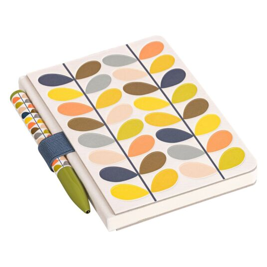 Multi Stem Pocket Notebook & Pen Set