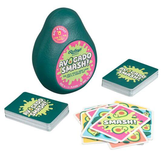 Ridley's Avocado Smash Card Game