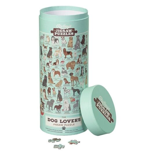 Ridley's Dog Lover's 1000 Pieces Jigsaw Puzzle