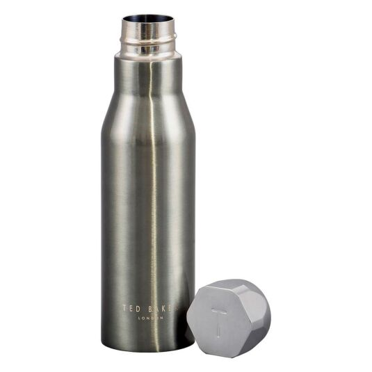 Gunmetal Water Bottle