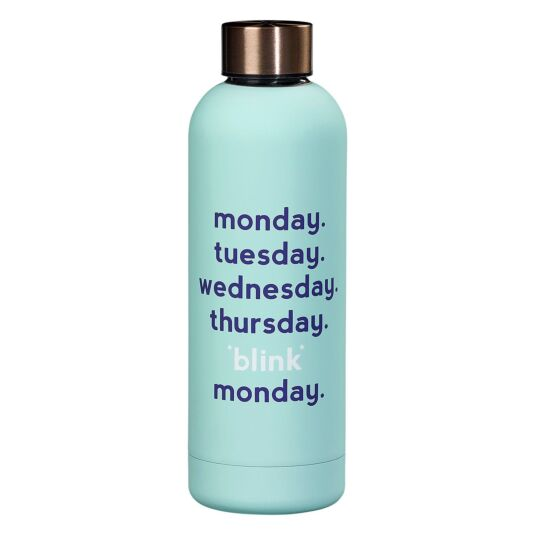 Yes Studio 'Monday Blink' Water Bottle