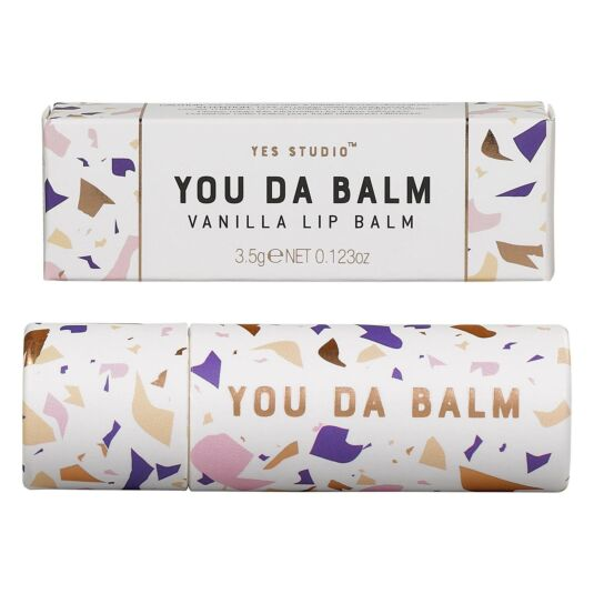 Yes Studio Vanilla Lip Balm