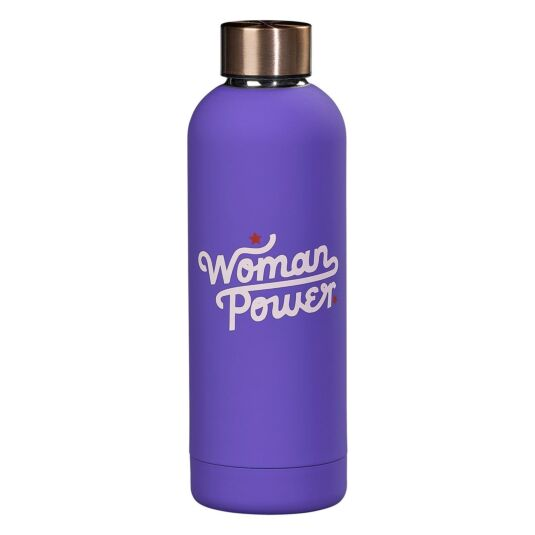 Yes Studio 'Woman Power' Water Bottle