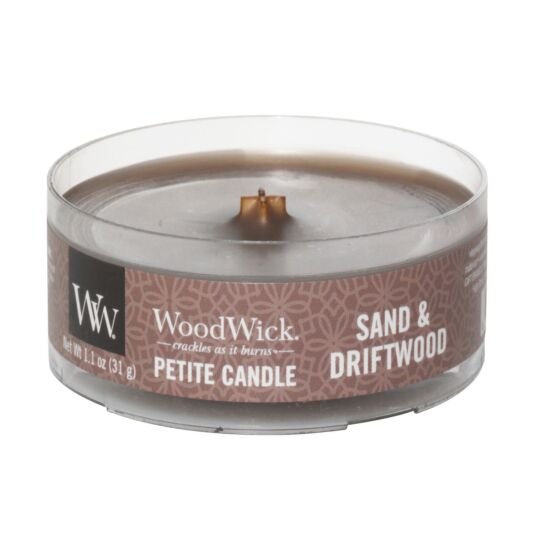 Sand & Driftwood Petite Candle
