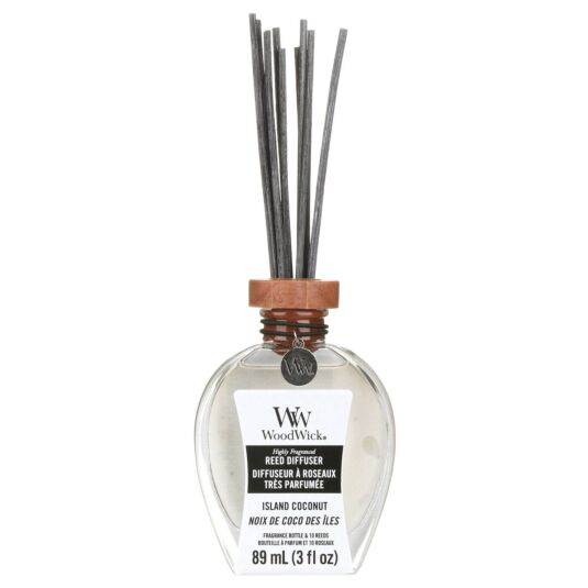 Island Coconut 89ml Reed Diffuser