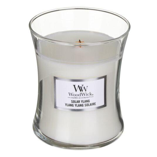 Solar Ylang Medium Hourglass Candle