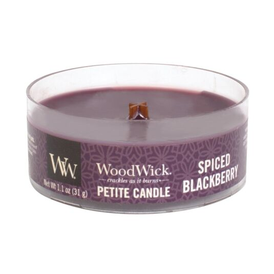 Spiced Blackberry Petite Candle