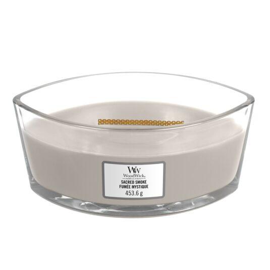 Sacred Smoke Hearthwick Ellipse Candle