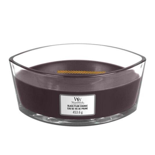 Black Plum Cognac Hearthwick Ellipse Candle