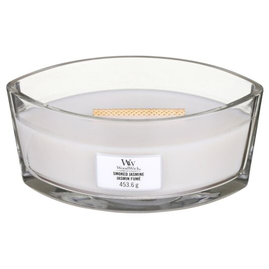 Smoked Jasmine Hearthwick Ellipse Candle