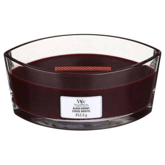 Black Cherry Hearthwick Ellipse Candle