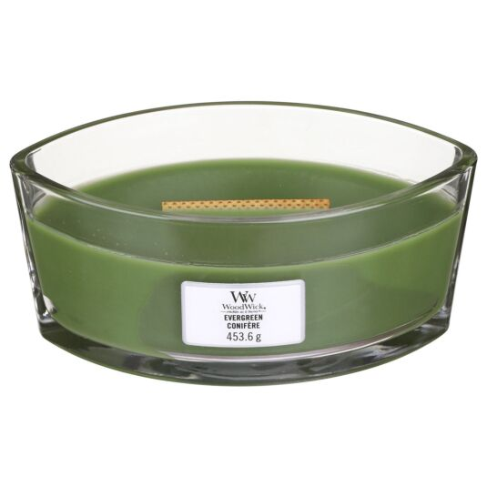 Evergreen Hearthwick Ellipse Candle