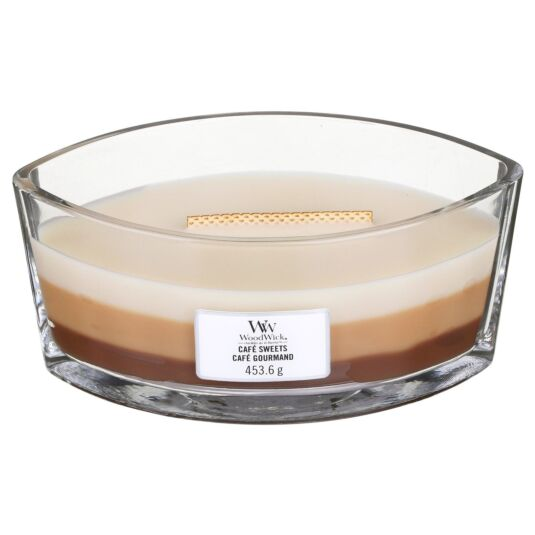 Café Sweets Hearthwick Ellipse Trilogy Candle