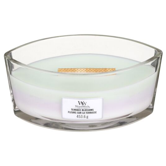 Terrace Blossoms Hearthwick Ellipse Trilogy Candle
