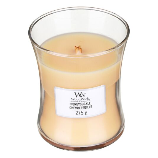 Honeysuckle Medium Hourglass Candle