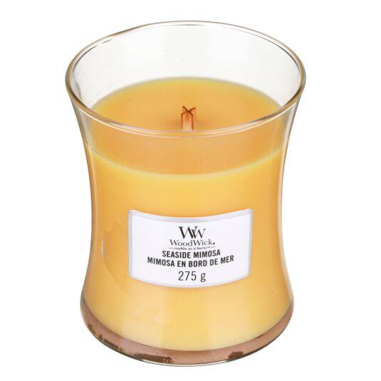 Seaside Mimosa Medium Hourglass Candle