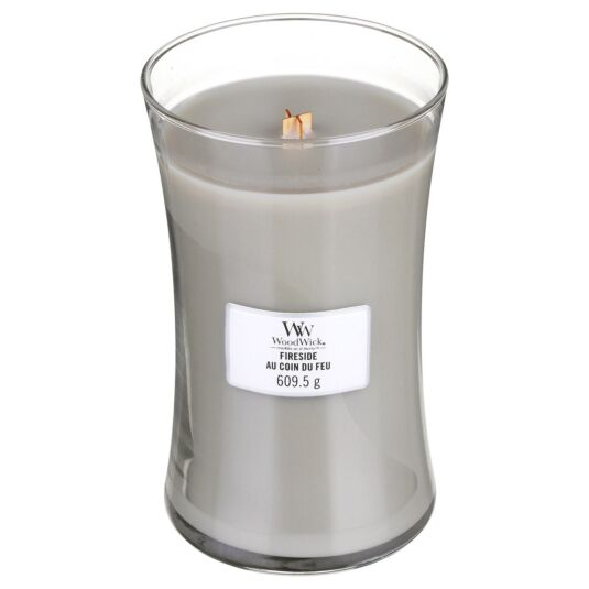 Fireside Large Hourglass Candle