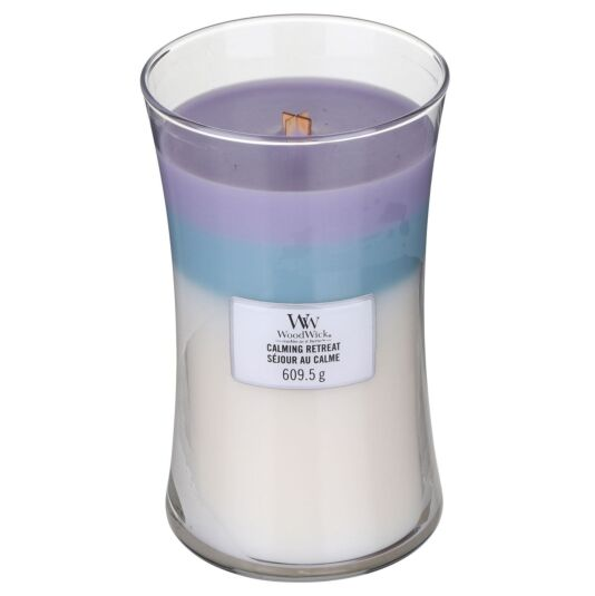 Calming Retreat Large Trilogy Candle