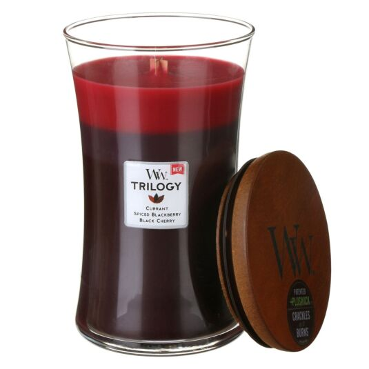 Sun Ripened Berries Large Trilogy Candle