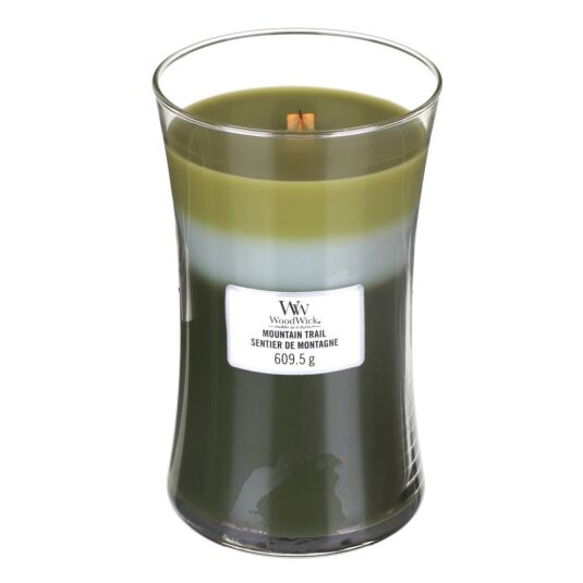 Mountain Trail Large Trilogy Candle