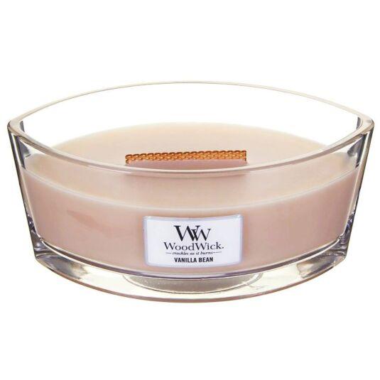 Hearthwick Oval Vanilla Bean Candle