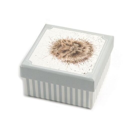 Hedgehog Small Gift Box